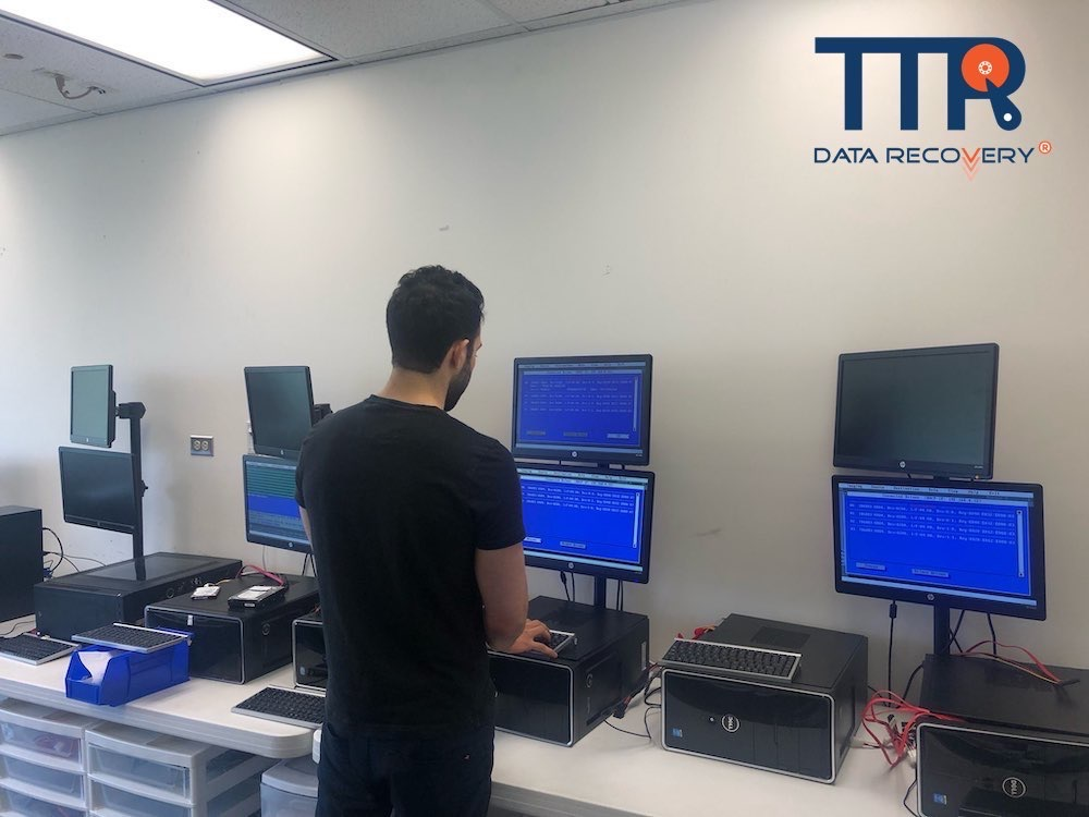 Vmware Data Recovery Chevy Chase | Ttr Data Recovery