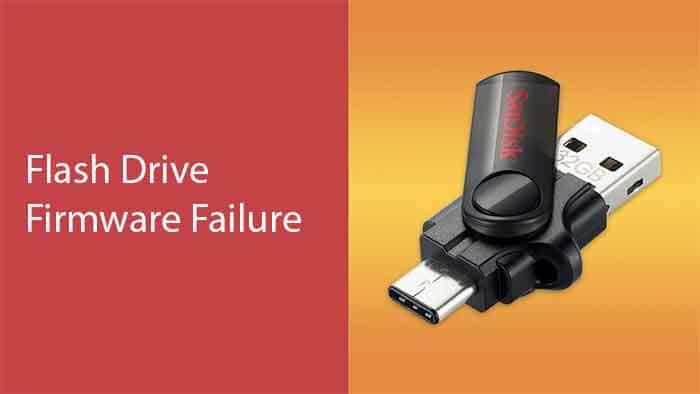 15 percent Firmware Failure | TTR Data Recovery
