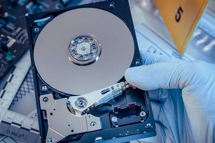 Common Cause of Physical Media Damage | TTR Data Recovery