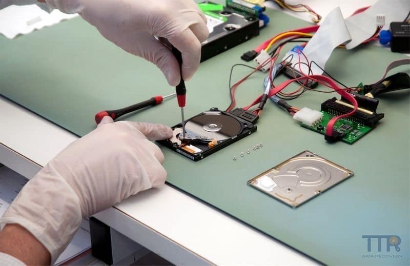 Dissecting Parts Of A Hard Disk Drive| Ttr Data Recovery