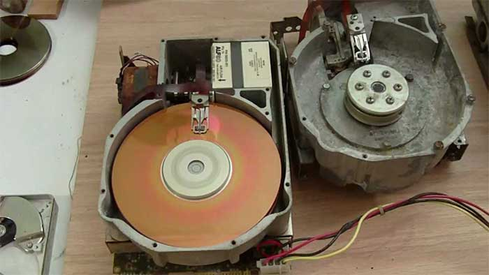 Hard Drive History 1980 | TTR Data Recovery