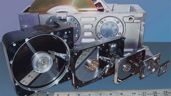 Magnetic Hard Drives | Ttr Data Recovery