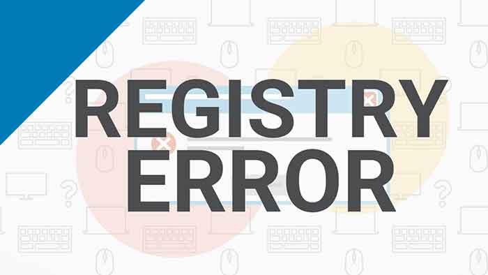 Registry Error | Ttr Data Recovery