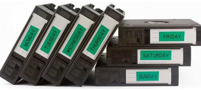 Tape Data Recovery | Ttr Data Recovery
