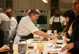 Kitchen Class With Norman Van Aiken