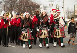 Mclean Winterfest Parade